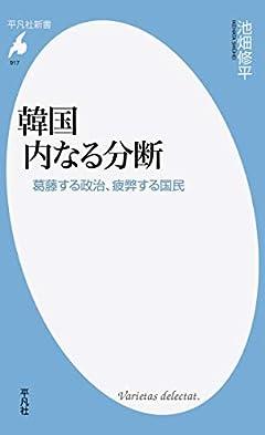 韓国 内なる分断: 葛藤する政治、疲弊する国民 (平凡社新書 917)