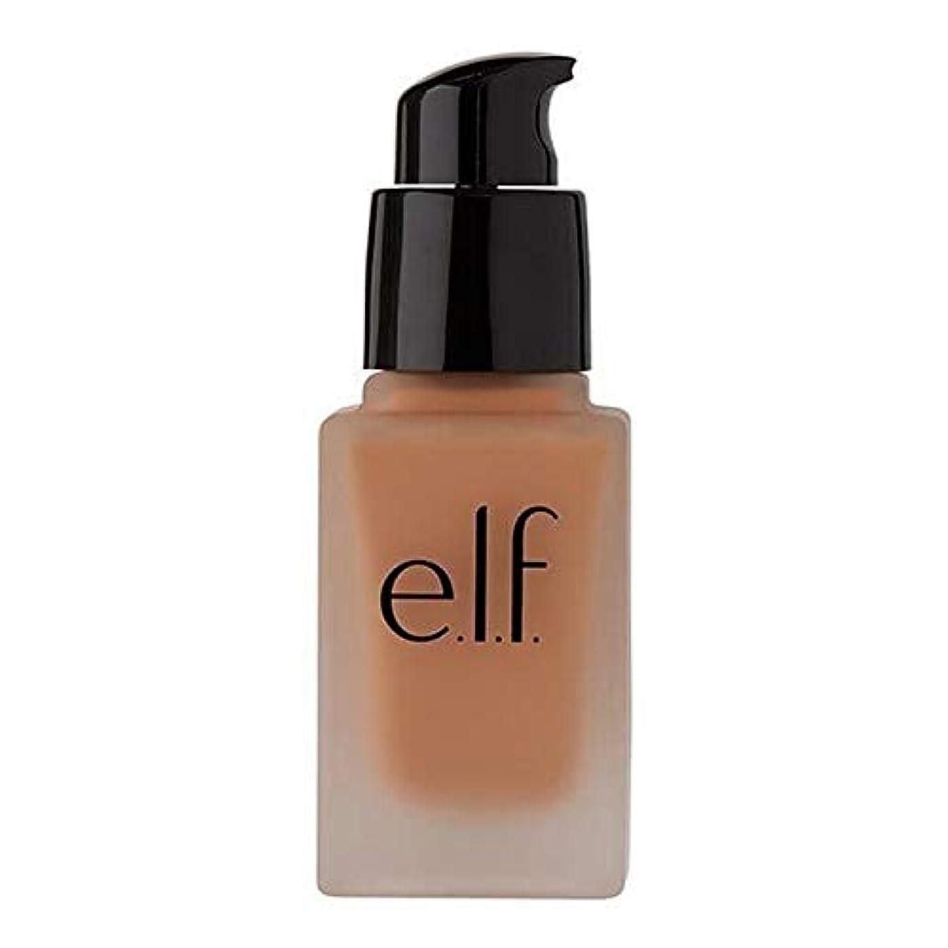 ラベパワーセル代数[Elf ] エルフ。完璧な仕上がりのファンデーションSpf 15キャラメル - e.l.f. Flawless Finish Foundation SPF 15 Caramel [並行輸入品]