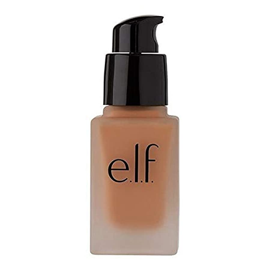 有名人一生不忠[Elf ] エルフ。完璧な仕上がりのファンデーションSpf 15キャラメル - e.l.f. Flawless Finish Foundation SPF 15 Caramel [並行輸入品]