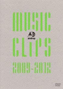 androp music clips 2009-2012 [DVD]