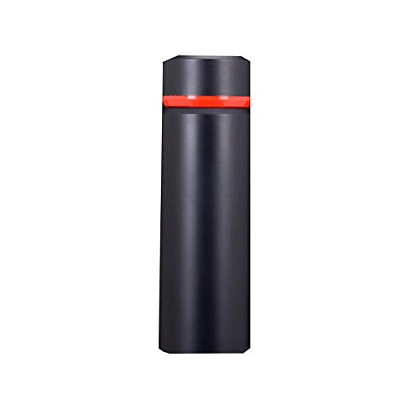 紀元前トロリー信頼Okiiting ステンレス鋼クリエイティブマグ二重断熱真空断熱アンチリークデザイン400ミリリットル大容量カップ うまく設計された