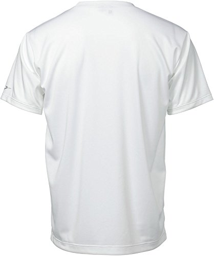 Speedo(スピード) メンズ アクアシャツ 半袖 Play&Fun SD16T88 ホワイト L