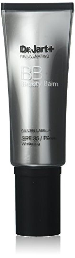 軽食砲撃棚ドクタージャルト Rejuvenating BB Beauty Balm Silver Label+ SPF 35/ PA++ Whitening 40ml/1.4oz並行輸入品