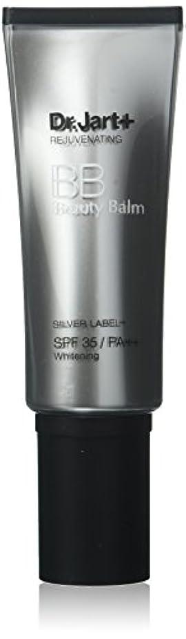 石油不利スキッパードクタージャルト Rejuvenating BB Beauty Balm Silver Label+ SPF 35/ PA++ Whitening 40ml/1.4oz並行輸入品