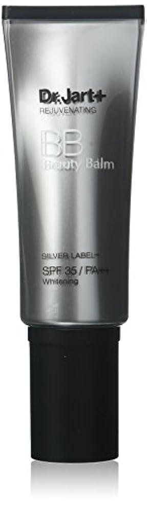 アブセイ排泄物パースブラックボロウドクタージャルト Rejuvenating BB Beauty Balm Silver Label+ SPF 35/ PA++ Whitening 40ml/1.4oz並行輸入品