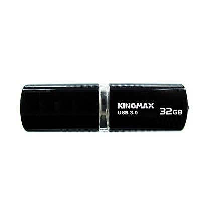 KINGMAX USBメモリー UD09シリーズ USB3.0/2.0対応 32GB ブラック ReadyBoost対応