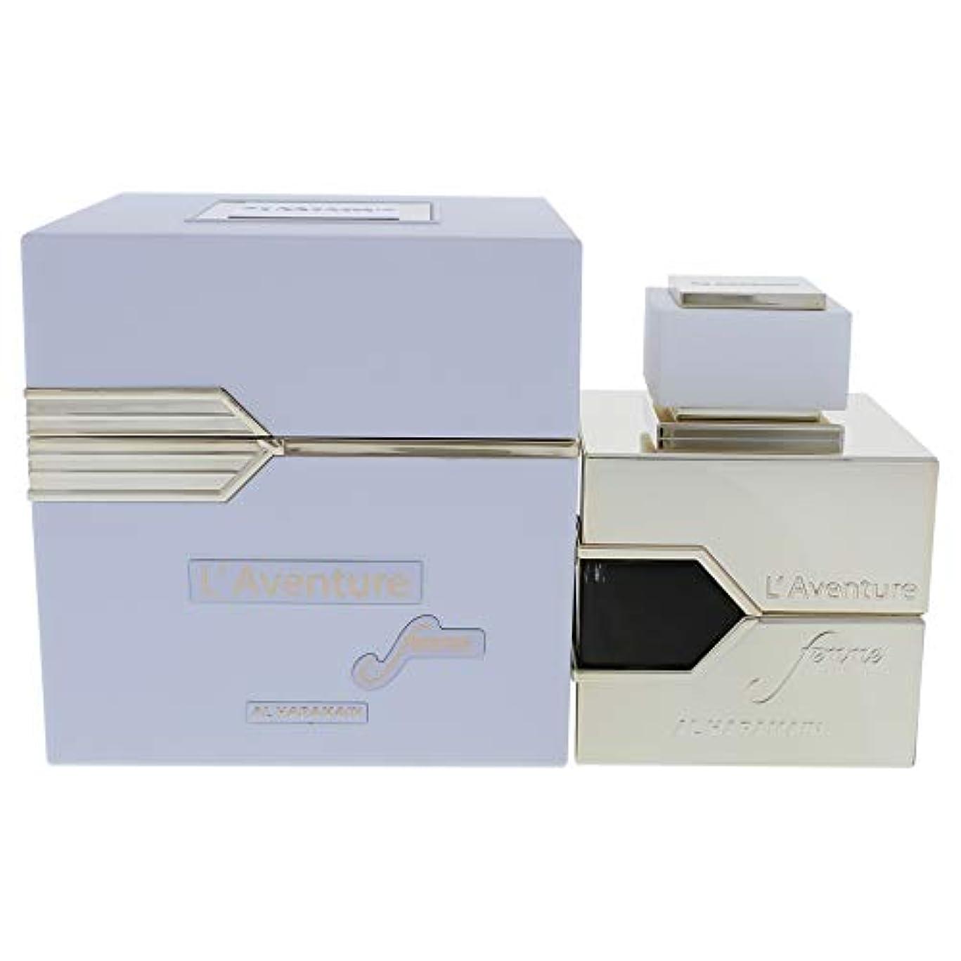 雑多なスクラップブック格納Al Haramain L'Aventure Femme Eau De Parfum Spray 100ml/3.4oz並行輸入品