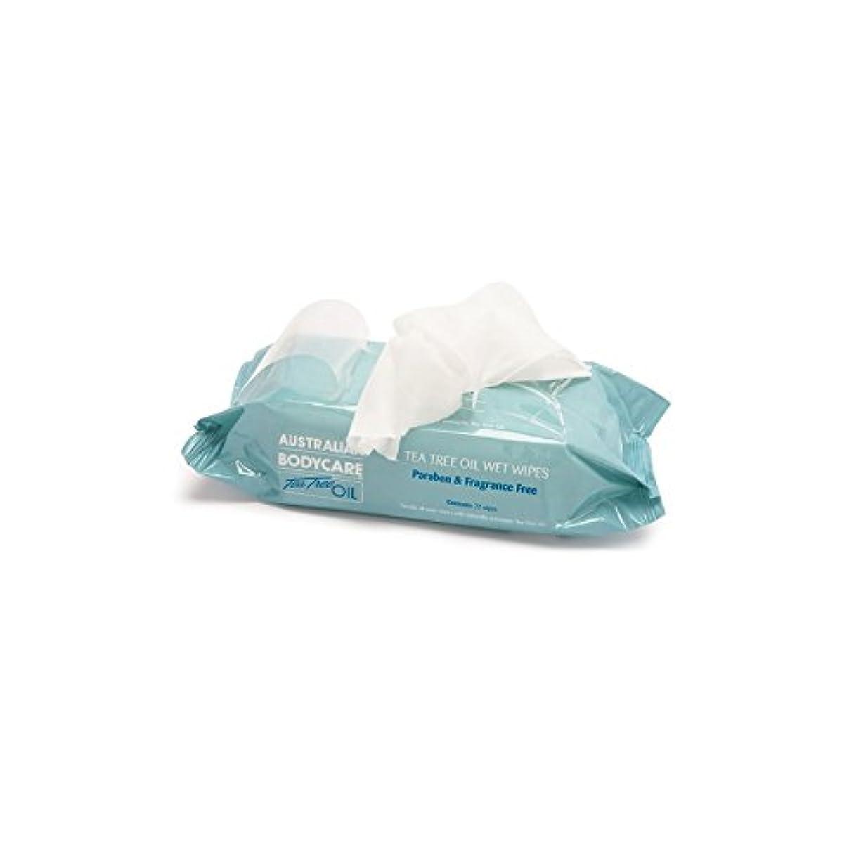 今まで気球レパートリーオーストラリアのボディケアに便利なパックワイプ(24パック) x4 - Australian Bodycare Handy Pack Wipes (24 Pack) (Pack of 4) [並行輸入品]