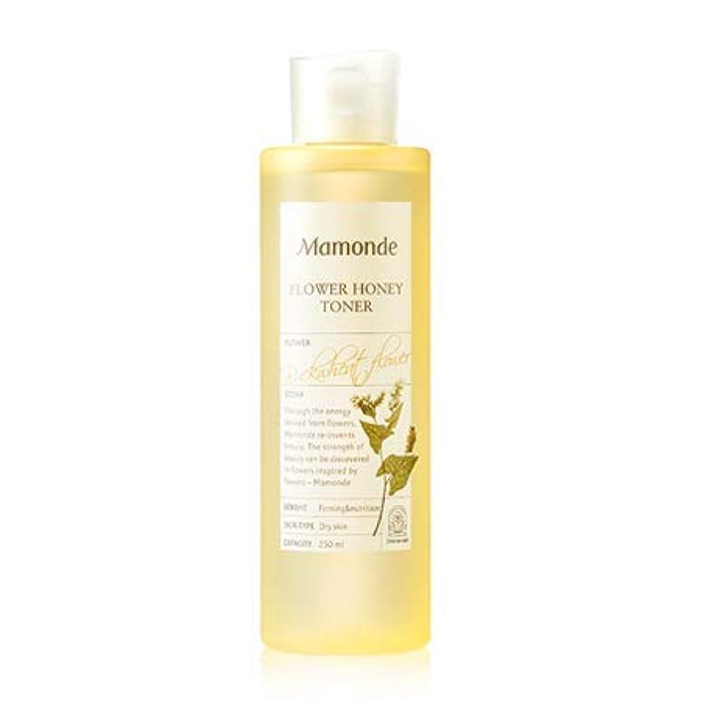 有名正規化抑圧者Mamonde Flower Honey Toner マモンド フラワー ハニー トナー 250ml [並行輸入品]