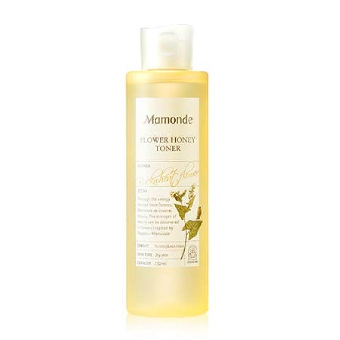 スペイン語輝くお肉Mamonde Flower Honey Toner マモンド フラワー ハニー トナー 250ml [並行輸入品]