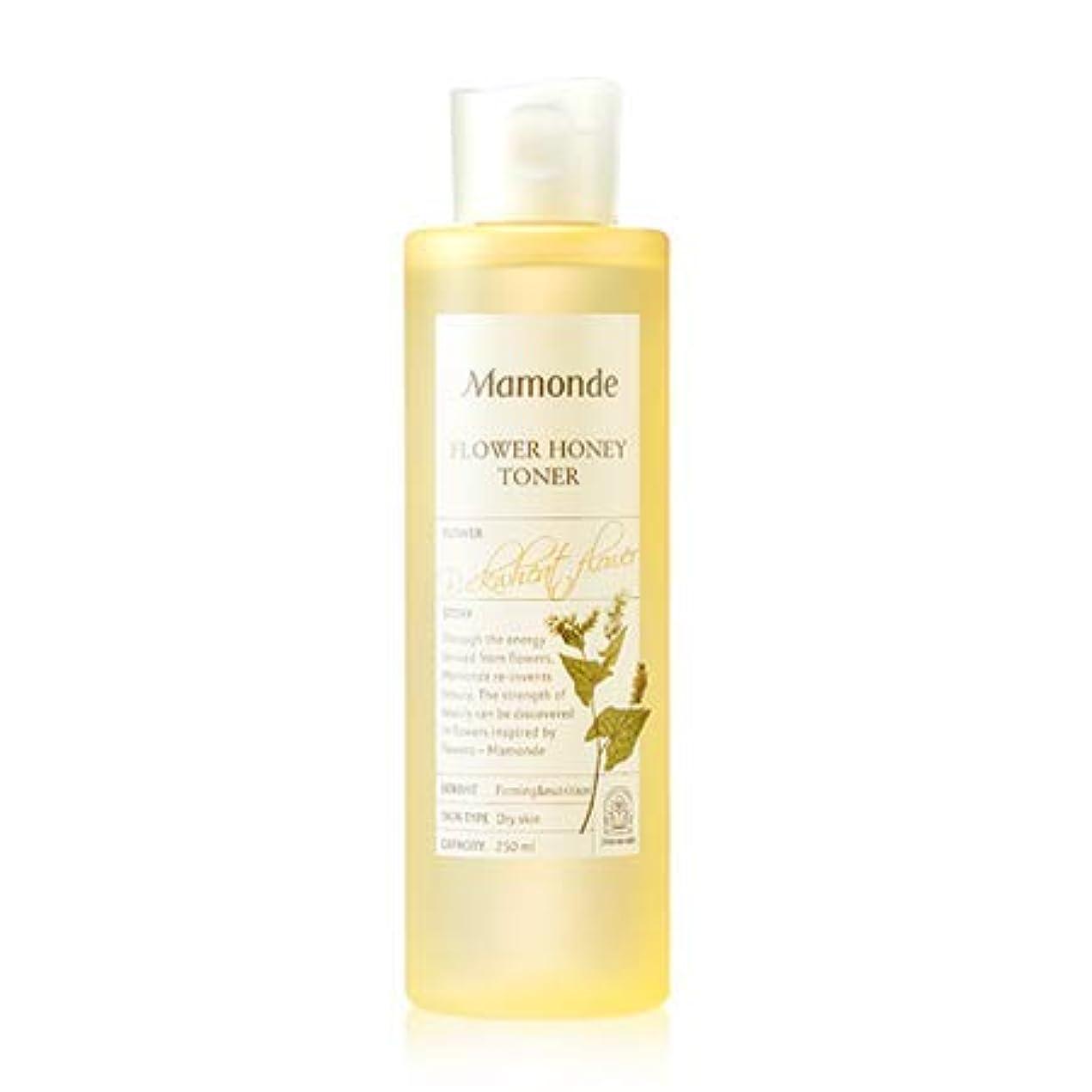 孤独免除する放棄Mamonde Flower Honey Toner マモンド フラワー ハニー トナー 250ml [並行輸入品]