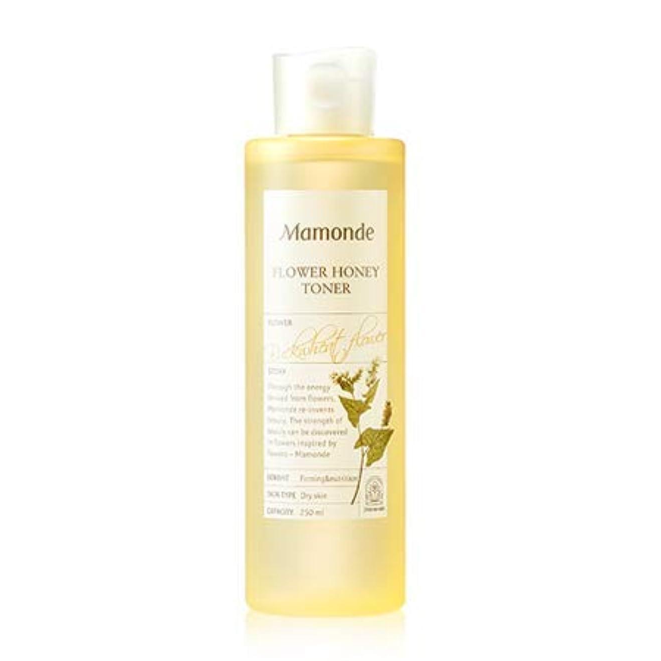フクロウめまい億Mamonde Flower Honey Toner マモンド フラワー ハニー トナー 250ml [並行輸入品]