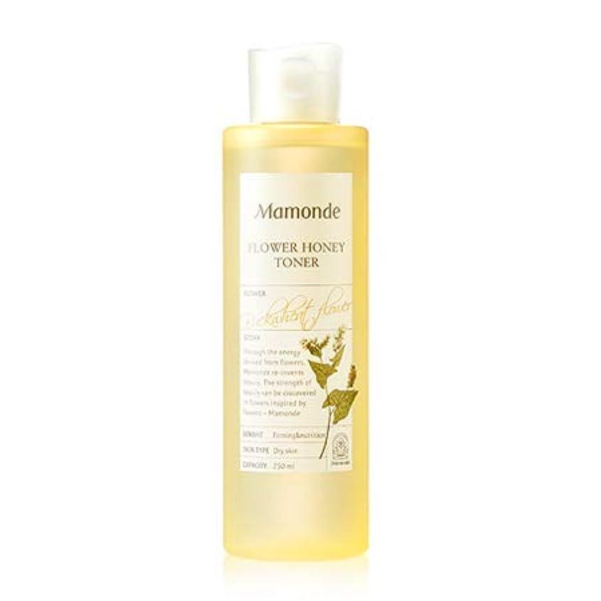 勤勉ななぜ服を洗うMamonde Flower Honey Toner マモンド フラワー ハニー トナー 250ml [並行輸入品]