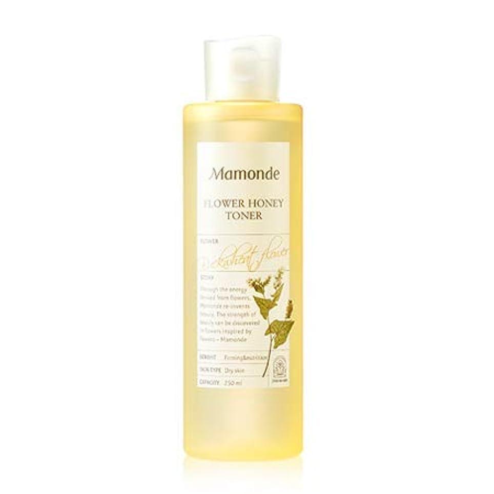 Mamonde Flower Honey Toner マモンド フラワー ハニー トナー 250ml [並行輸入品]