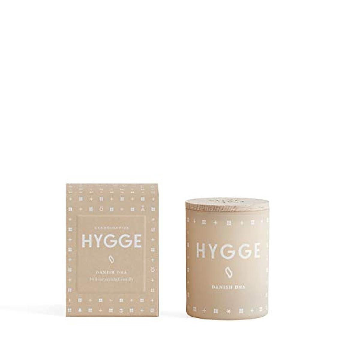 嫌がらせ垂直グリーンランドSKANDINAVISK ミニセンテッドキャンドル HYGGE (COSY LIVING) 55g