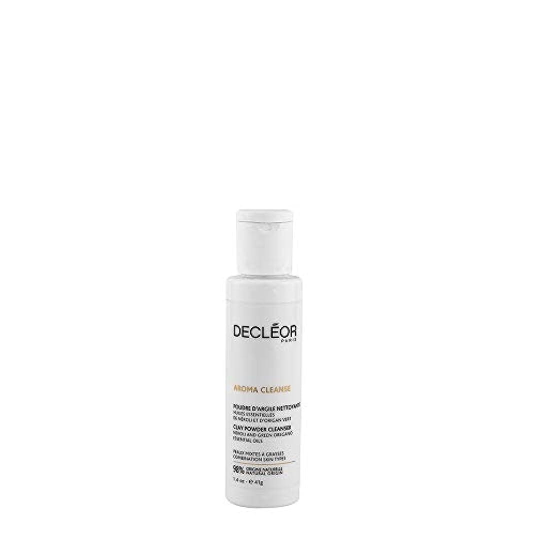 床を掃除する蚊証言するデクレオール Aroma Cleanse Clay Powder Cleanser - For Combination Skin Types 41g/1.4oz並行輸入品