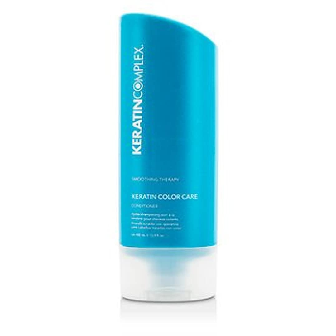 休暇貸し手やけど[Keratin Complex] Smoothing Therapy Keratin Color Care Conditioner (For All Hair Types) 400ml/13.5oz