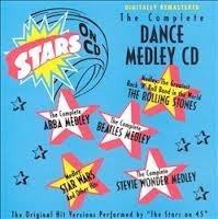 Stars on CD Dance Medley