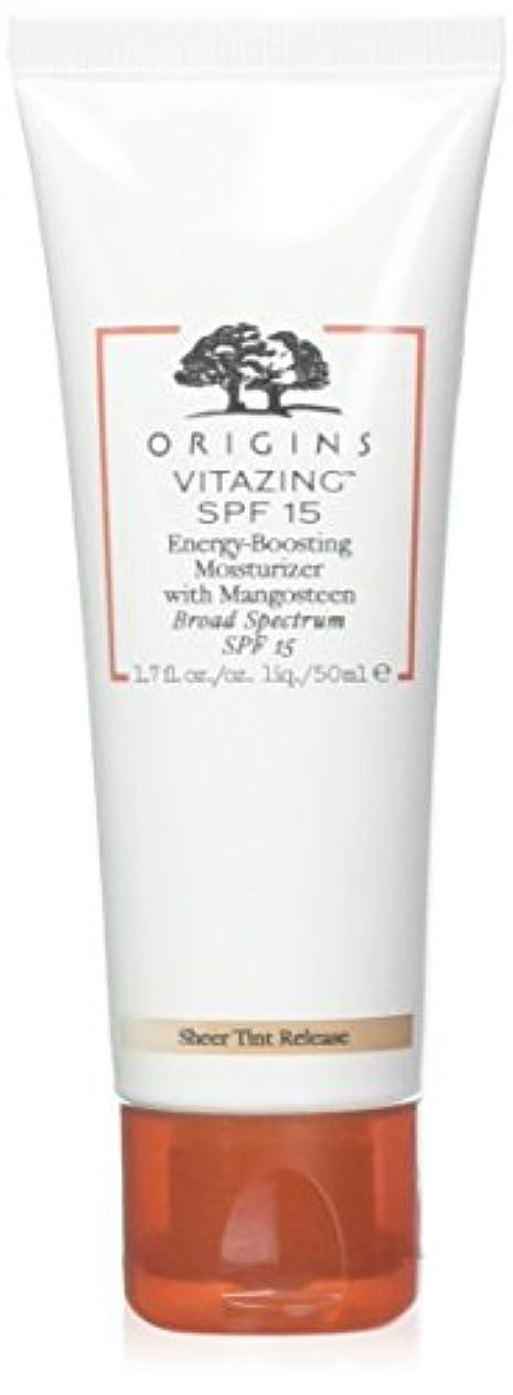 謙虚いちゃつく疼痛Origins - VitaZing(TM) SPF 15 Energy-Boosting Moisturizer with Mangosteen 50ml (海外直送品)