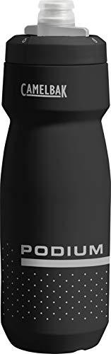 CAMELBAK(キャメルバック) ポディウム 自転車用ボトル やわらかい 飲みやすい 710ml(24oz) ブラック 18892145