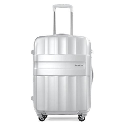 [サムソナイト] Samsonite スーツケース アーメット スピナー66 63L-75L 4.0kg 拡張機能 保証付 S43*19002 19 (アルミニウム)