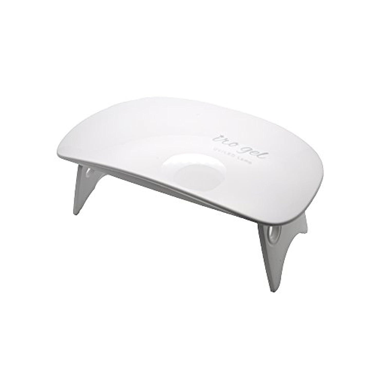 体現するより平らな新着irogel イロジェル 6W UV LED ネイルドライヤー ライトミニ UVライト LEDライト UVレジン もOK USB専用