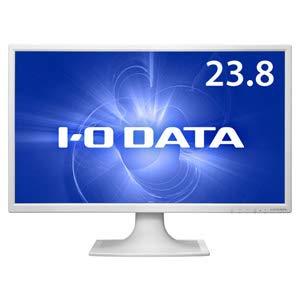 オー データ機器 5年保証 23.8型ワイド液晶ディスプレイ ホワイト LCD-AD243EDSW 1台