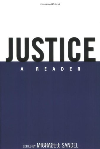 Justice: A Readerの詳細を見る