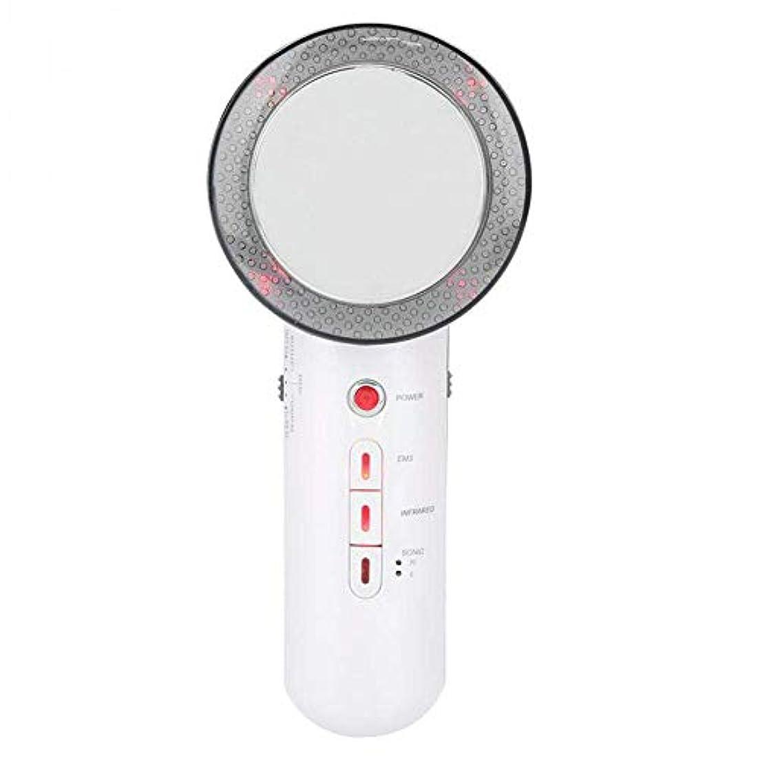 ジャンプする良さ明快Ultrasound Cavitation EMS Body Slimming Massager Weight Loss Lipo Anti Cellulite Fat Burner Galvanic Infrared...