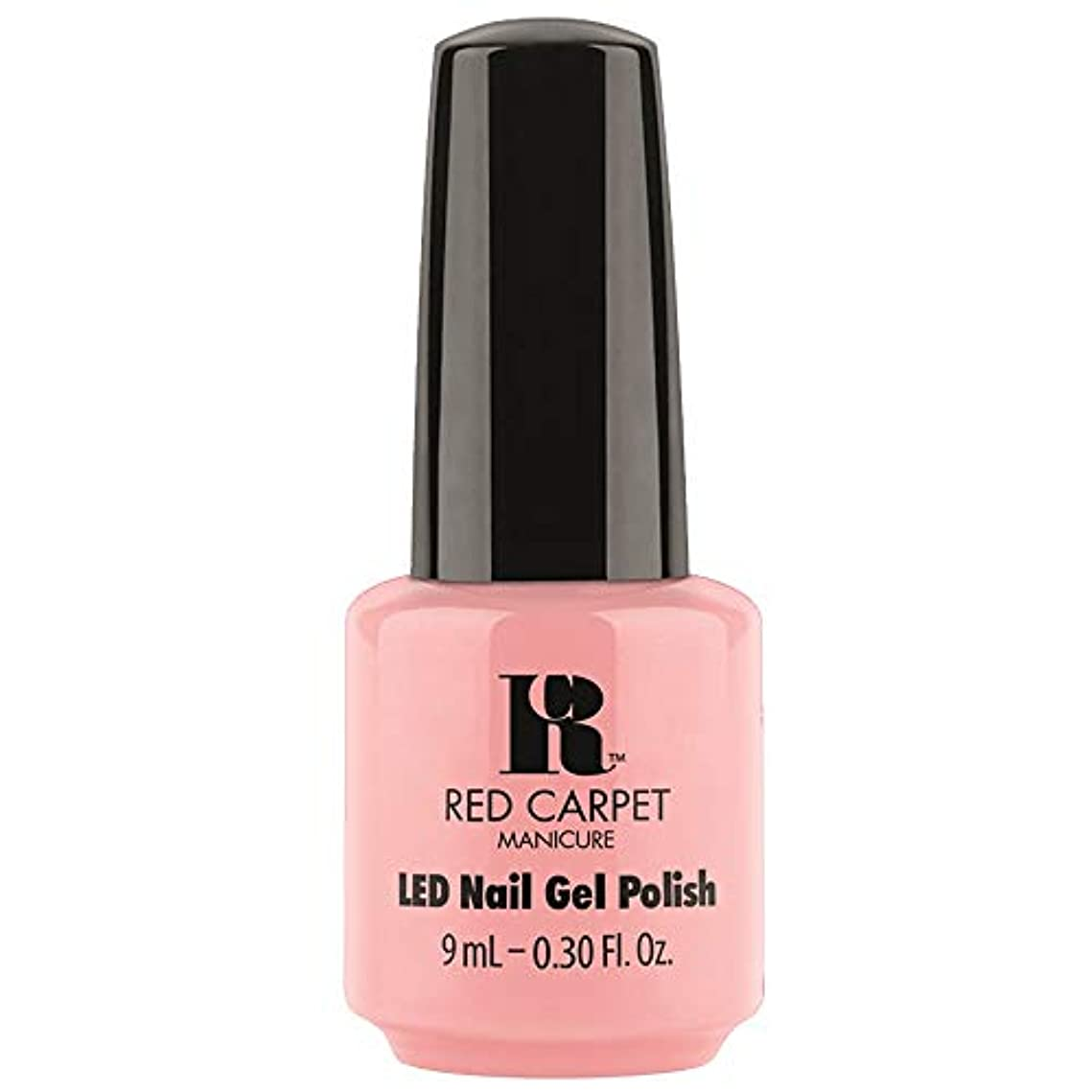 発症スプリット評論家Red Carpet Manicure - LED Nail Gel Polish - Frolic in the Sand - 0.3oz / 9ml