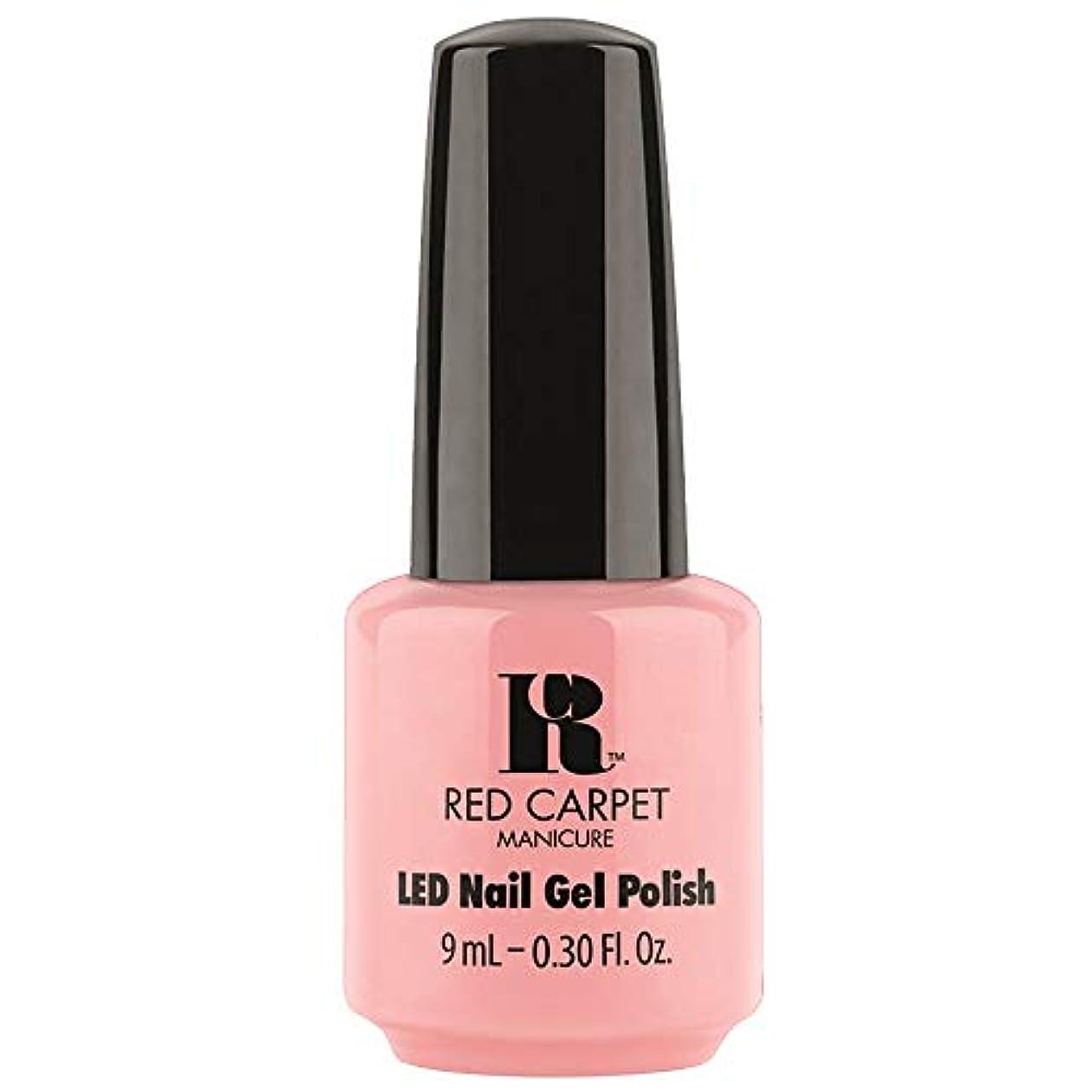 暴露充電人生を作るRed Carpet Manicure - LED Nail Gel Polish - Frolic in the Sand - 0.3oz / 9ml