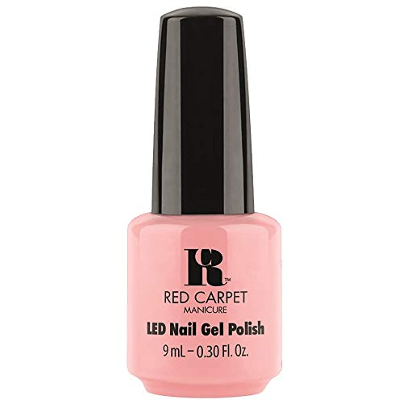 交通渋滞不安定フィラデルフィアRed Carpet Manicure - LED Nail Gel Polish - Frolic in the Sand - 0.3oz / 9ml