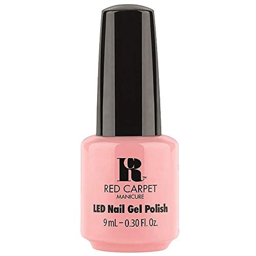 熱望する補足変更Red Carpet Manicure - LED Nail Gel Polish - Frolic in the Sand - 0.3oz / 9ml