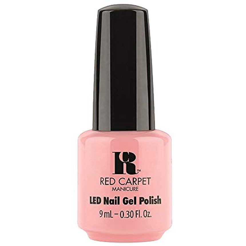 過激派五月形式Red Carpet Manicure - LED Nail Gel Polish - Frolic in the Sand - 0.3oz / 9ml