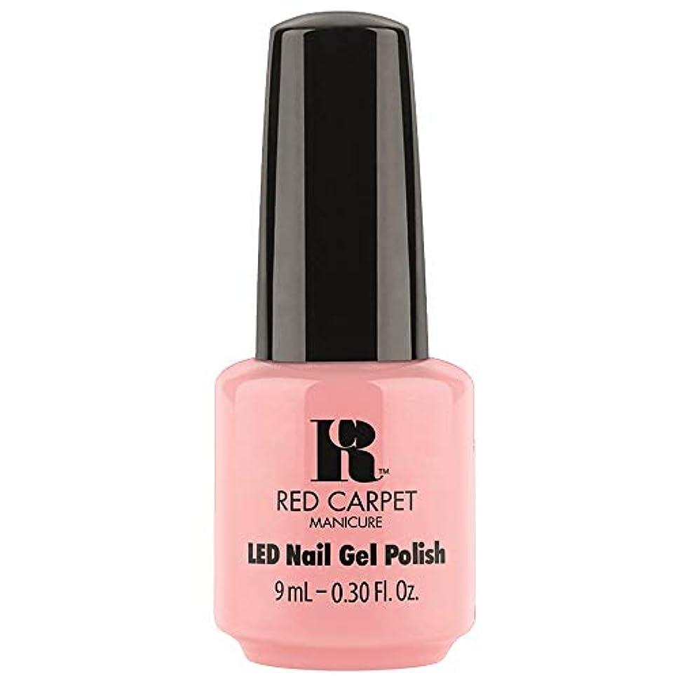降伏理論的記述するRed Carpet Manicure - LED Nail Gel Polish - Frolic in the Sand - 0.3oz / 9ml