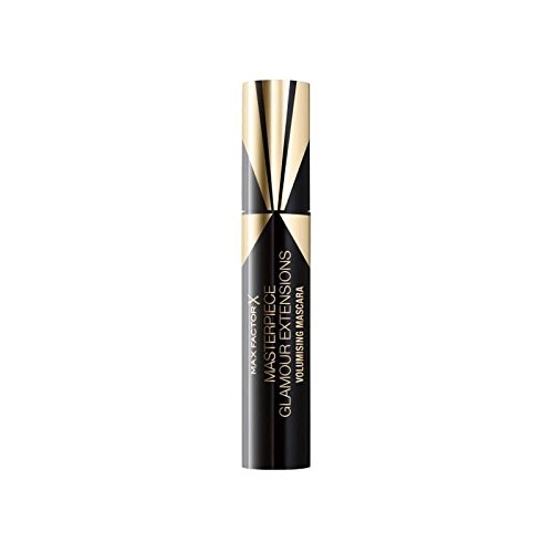 Max Factor Masterpiece Glamour Extensions Mascara Black - マックスファクターの傑作魅力エクステンションマスカラブラック [並行輸入品]