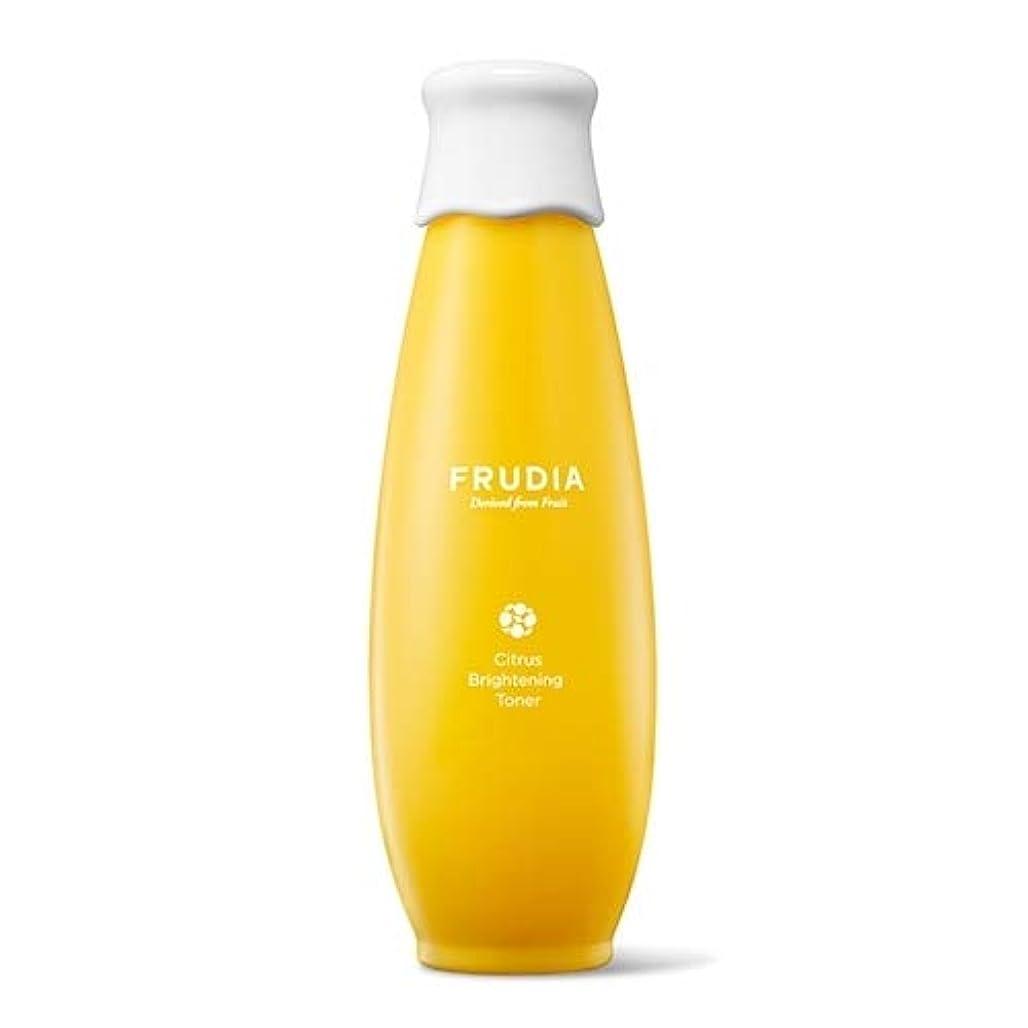 バイオリニスト魔術以上FRUDIA みかん ブライトニング トナー 化粧水/Citrus Brightening Toner (195ml) [並行輸入品]