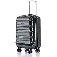 Tosca Sub Zero 2.0 Carry On 55cm Hardsided Luggage - Black