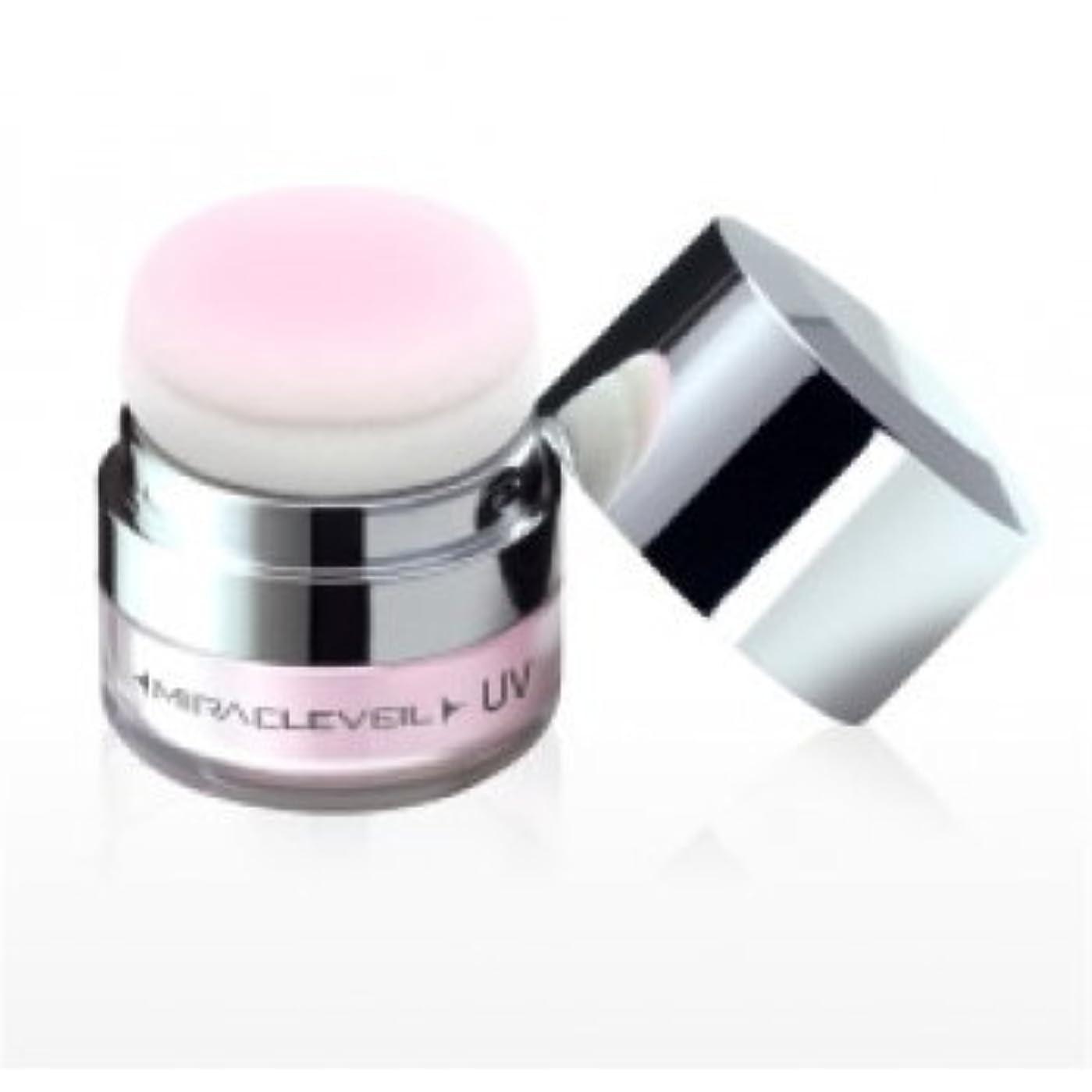 メンタリティ助けになるハンドブックミラクルヴェール UV(天然ダイヤモンド配合 日焼け止めパウダータイプ)SPF18 PA++