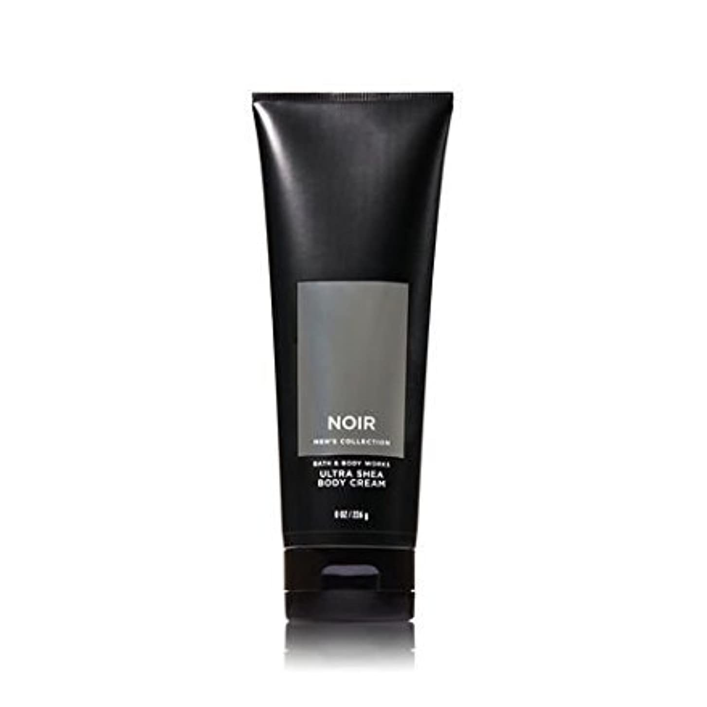 令状イソギンチャク関連付ける【並行輸入品】Bath and Body Works Noir for Men Ultra Shea Body Cream 226 g