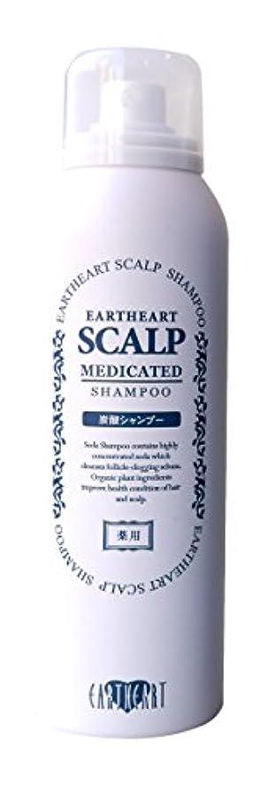 EARTHEART 薬用スキャルプシャンプー [医薬部外品]