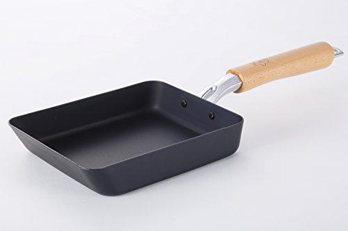 匠 鉄製(マグマプレート)玉子焼き 小 日本製 MGEG-S