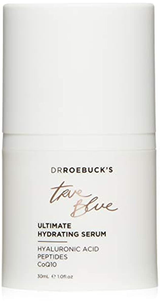 霊のぞき見彼らのものDR ROEBUCK'S True Blue Ultimate Hydrating Serum(30ml)