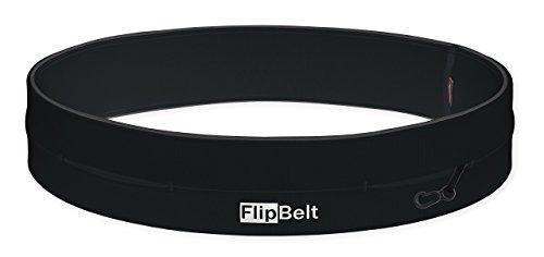 FlipBelt(フリップベルト) スポーツウエストポーチ FBB ブラック M