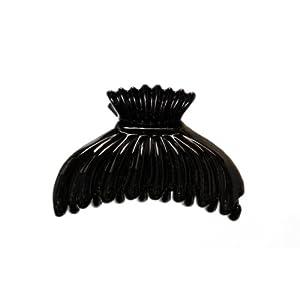 [キャラバン] Caravan スカート型バンスクリップ 防水性 黒色 93915