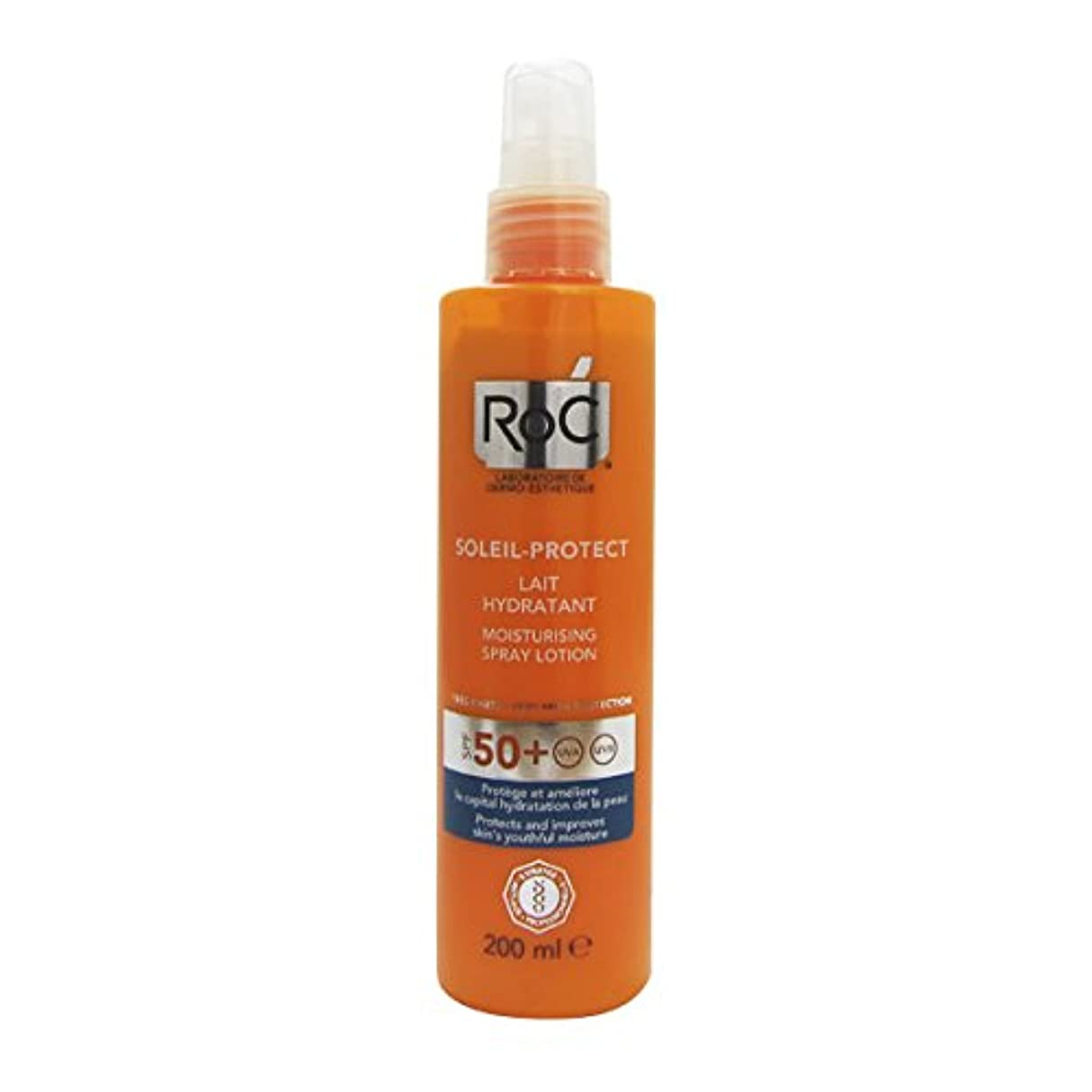 介入するクルー先祖Roc Soleil Protect Hydrating Fluid Spf30 200ml [並行輸入品]