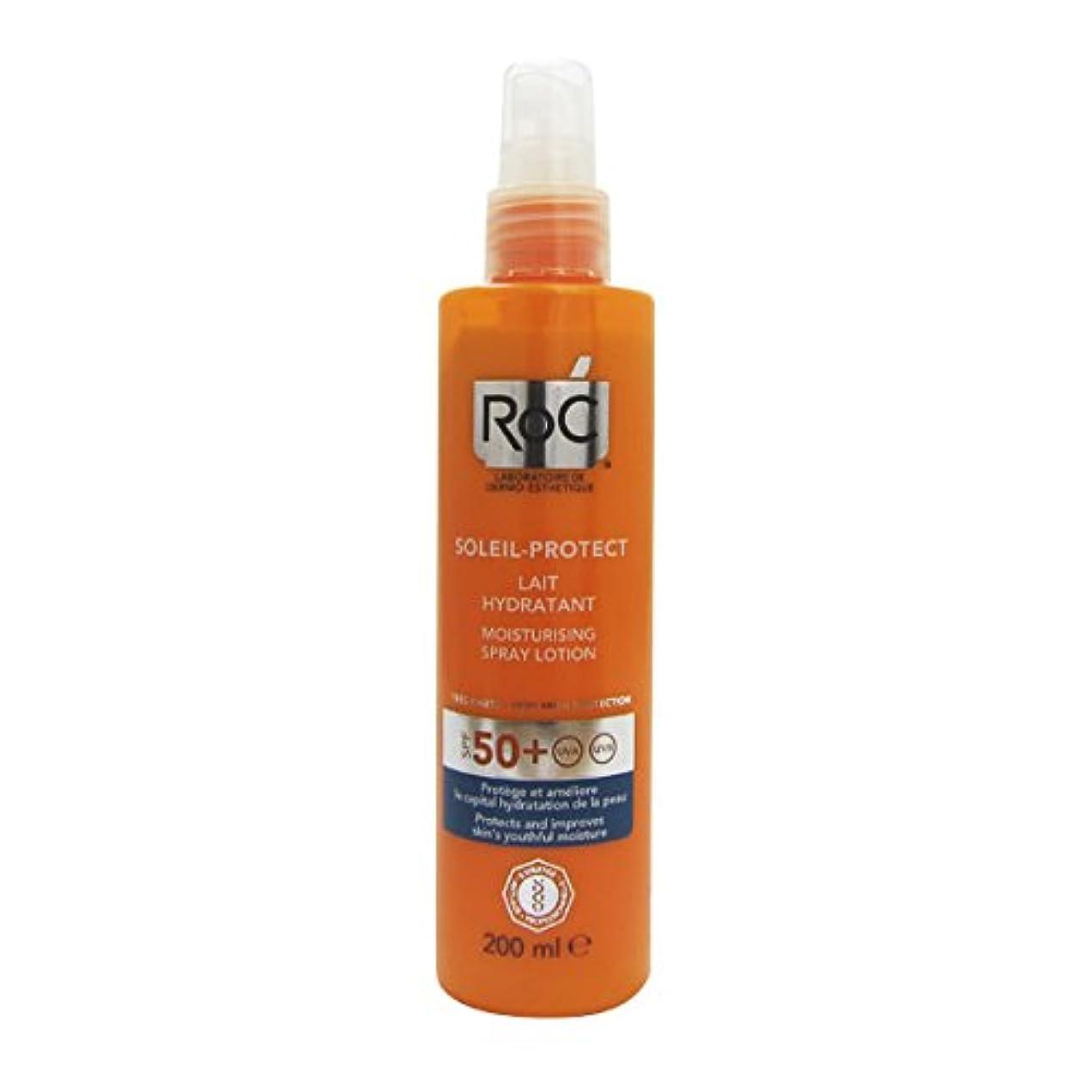 鷹メダリストオゾンRoc Soleil Protect Hydrating Fluid Spf30 200ml [並行輸入品]
