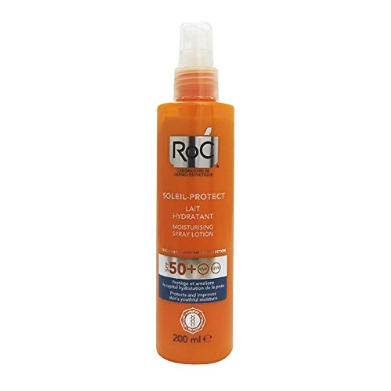 南欺南Roc Soleil Protect Hydrating Fluid Spf30 200ml [並行輸入品]