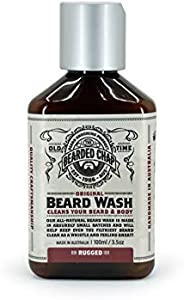 The Bearded Chap Original Rugged Beard Wash, 100 milliliters