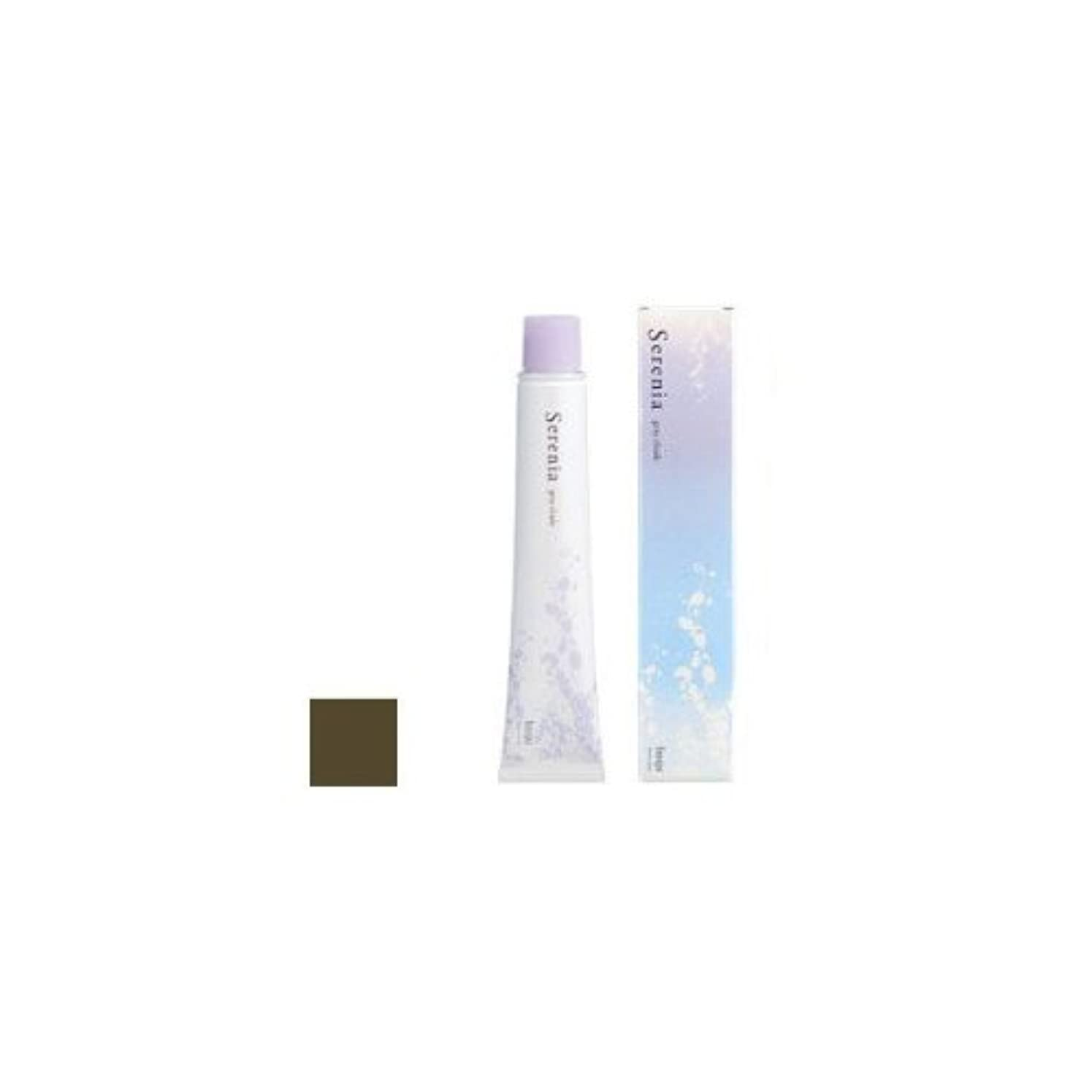 まぶしさゴミ箱を空にするポインタホーユー hoyu カラー剤 セレニア Mb-8 マットベージュ